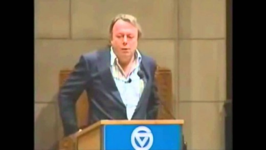 Christopher Hitchens disproves God in under 10 minutes