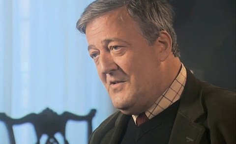 Stephen Fry Annihilates God
