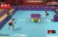Xu Xin vs Zhu Linfeng – Best point in the history of table tennis