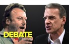 Debate: Atheist vs Christian (Christopher Hitchens vs William Lane Craig)