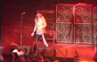 Guns N' Roses @ Cayuga County Fairgrounds – Weedsport, NY (08.09.1988)