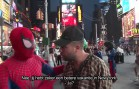 Moussi in Amerika : Spiderman