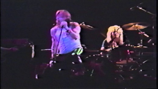 Teasin' The Ritz – Guns N' Roses Ritz October 23rd 1987 PRO SHOT